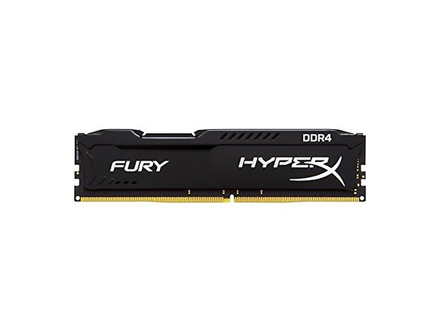 KINGSTON HX421C14FBK2 Memoria HyperX Fury, DDR4, 16GB, 2133MHz, Negro