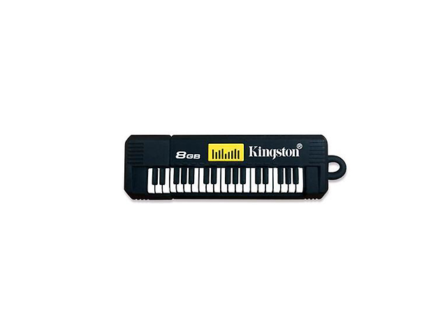 Kingston KE-U568G Memoria USB 8gb Teclado