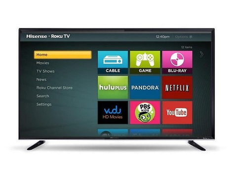 Hisense 32 H4 Dm Tv Led Smart Tv Roku Led   1366 X 768 Usb 3 Xhdmi 60 Hz 12 W - ordena-com