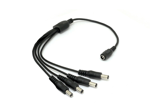 Guardex Cable Adaptador 1 Hembra A 4 Macho - ordena-com
