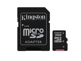 KINGSTON SDC4/32GB Micro SD 32 GB Clase 4