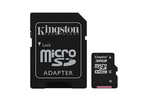 Kingston Sdc4/32 Gb Micro Sd 32 Gb Clase 4 - ordena-com.myshopify.com