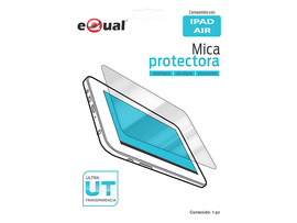 EQUAL Mica protectora para Ipad Air
