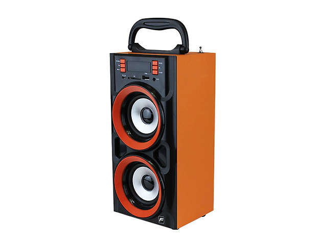 Fussion ISP-8501OR Bocina Portatil Naranja