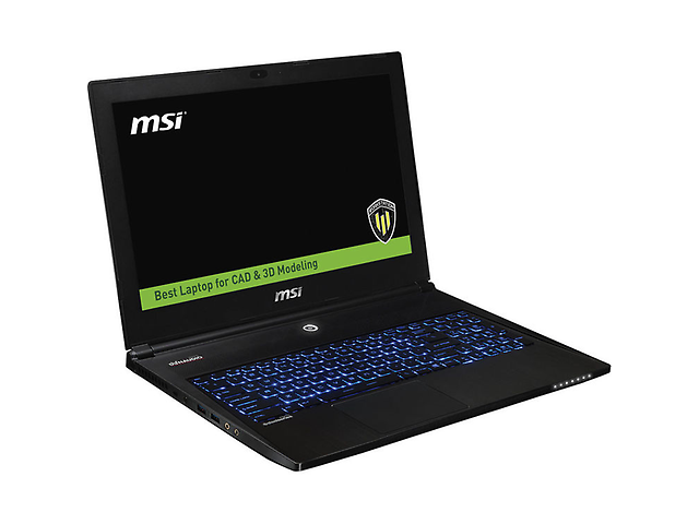 MSI WS60-2OJ-006MX Laptop Ultradelgada 15.6pulg I7-4710HQ 128GB 1TB 16GB W7