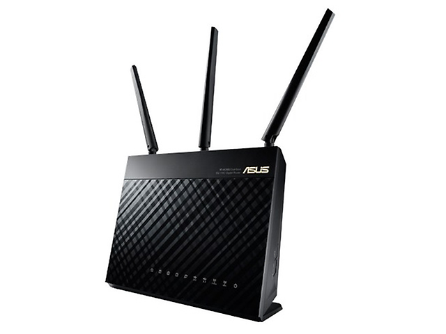 ASUS NP RT-AC68U Route Dual-Band Wireless-AC1900 Gigabit IEEE 802.11A