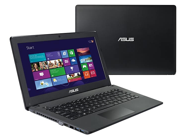 ASUS X452EA-MS1-H-BLK Laptop 1pulg HD 4GB 1TB AMD E1-2100 W8 Negro