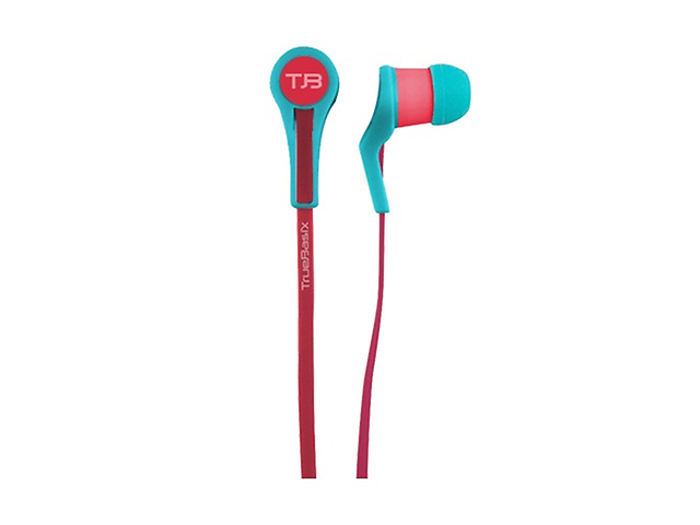 Acteck TB-02002 Audifonos On-Ear Con Microfono Color Coral