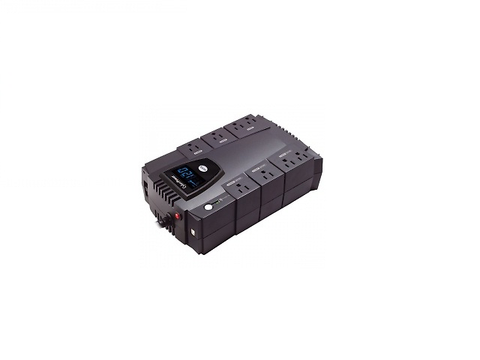Cyber Power Cp600 Lcd No Break , 340 W, 600 Va, 8 Contactos - ordena-com.myshopify.com
