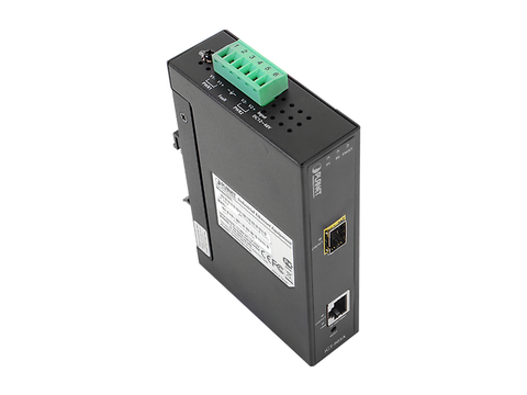 Planet Igt 90 Switch Convertidor Medios Industrial Administrable Gigabit Sfp/Tp - ordena-com