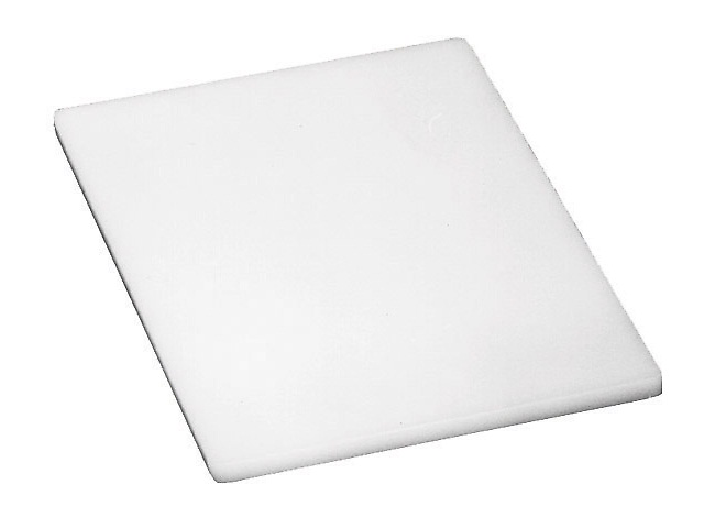Johnson Rose Tabla De Picar 12 X 18 X 1plg Blanco
