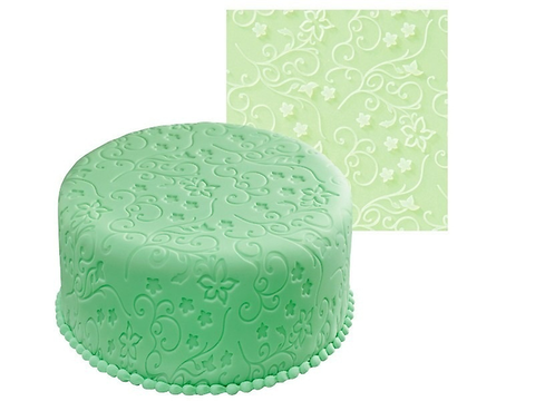 Wilton Graceful Vines Tapete Para Fondant - ordena-com