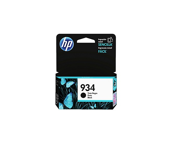 HP 934 TINTA C2P19AL COMP/Officejet Pro 6830/6230 NEGRO