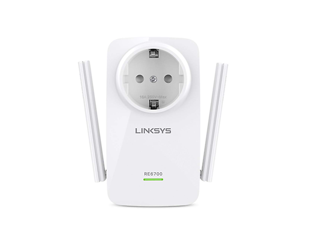 Linksys RE6700 Extensor de Red WI-Fi de doble banda AC1200