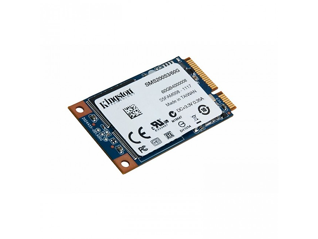 Kingston Sms200 S3/60 G Unidad Ssd 60 Gb Msata