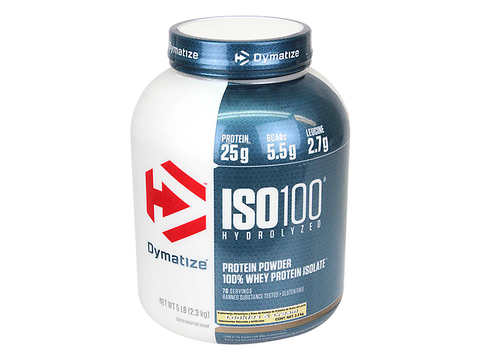 Dymatize Proteina Iso 100 5 Lbs Cookies And Cream - ordena-com