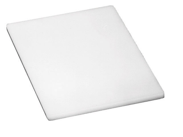 Johnson  Tabla Para Cortar De Plastico 18 X 24 X 1/2plg Color Blanco