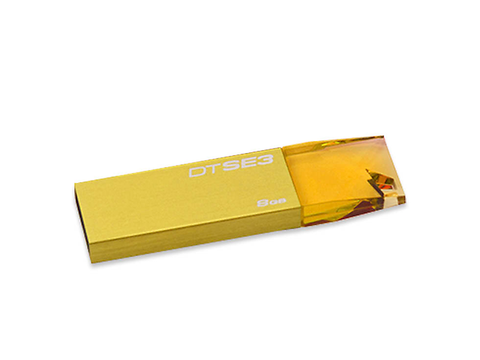 Kingston Dtse3 8 Gb Kc U688 G 4 C1 Y Amarillo - ordena-com.myshopify.com