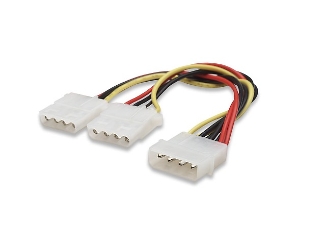 MANHATTAN 301503 Cable 4 Pin Molex M/2 Molex H