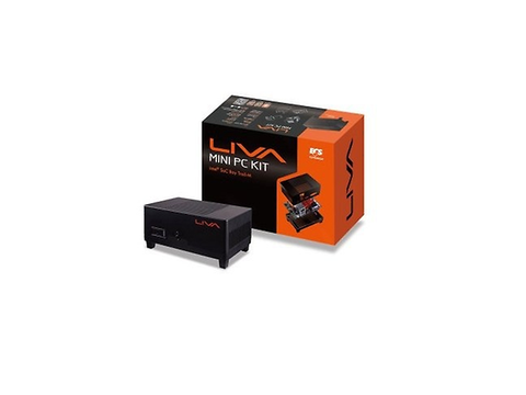 Ecs Liva Mini Pc Intel N2807 1.58 G Hz 2 Gb Wi Fi Usb3 Vga Hdmi E Mmc 32 Gb - ordena-com