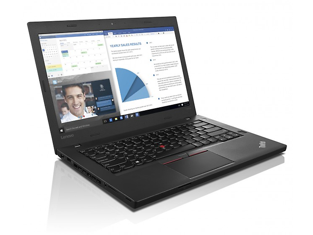 Lenovo T460P Think Laptop CI5-6300,4GB,500GB,14 inch ,W10P
