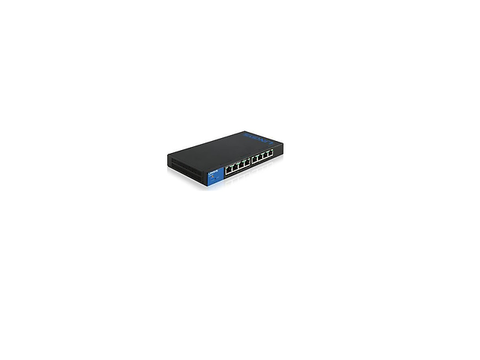 Linksys Lgs308 P Switch Metalico  Escritorio Capa2 8 Ptos - ordena-com