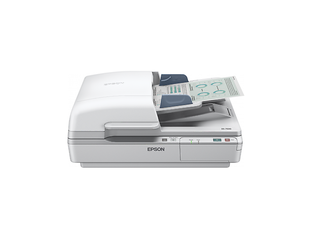 EPSON WORKFORCE DS-6500 ESCANER  1200X1200 DPI USB 25PPM