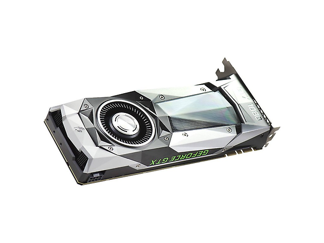 EVGA 08G-P4-6180-KR Tarjeta de video GTX 1080 Founders Edition 8GB GDD