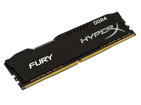 Kingston Memoria Hyperx Fury Ddr4 16 Gb 2133 Mhzcl14 Blk
