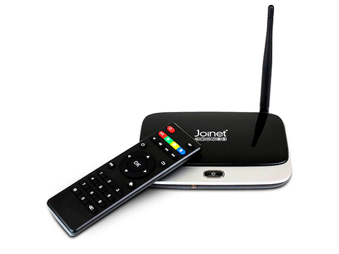 Joinet 12594 Jbox Android Tv Box Quadcore 2 Gb Ram 8gb Alm. Hd - ordena-com