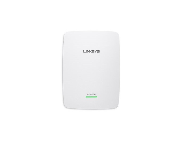 LINKSYS RE3000W, Repetidor Inalámbrico N300