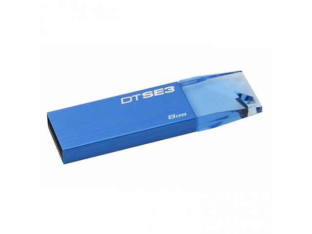 Kingston Dtse3 8 Gb Kc U688 G 4 Cb Azul - ordena-com