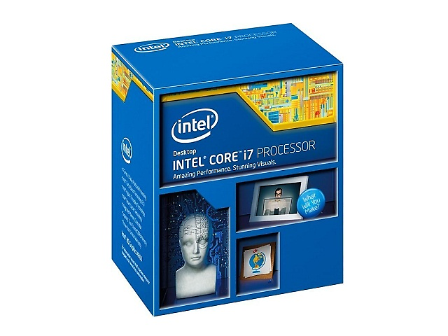 Intel Core BX80646I74790 i7-4790 3.60GHz, Quad-Core, 8MB L3 Cache 4ta. Gen.