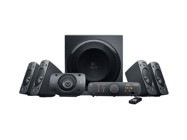 LOGITECH Z906 980-000474 Home Teather - 5.1 Canales THX