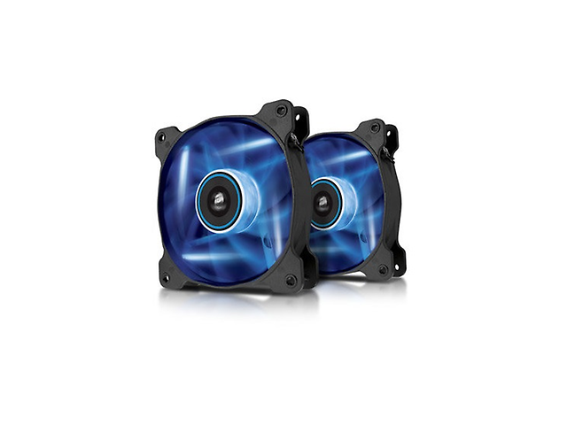 Corsair Af120, Ventilador Cpu Led 120 Mm Twin Pack Blue - ordena-com