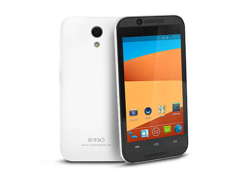 I Pro Wave 4.0 Smart Phone Dual Core Android 4.4 Blanco - ordena-com