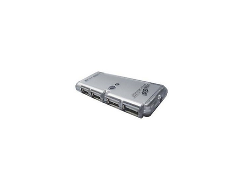 X Media Ub 2004 P, Adaptador 4 Puertos Hub Usb 2.0 Bus Powered - ordena-com.myshopify.com