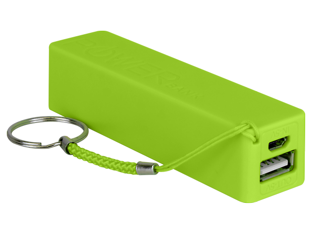 Joinet 12647 Power Bank Stick 2400m Ah Verde - ordena-com