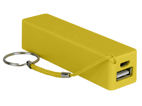 Joinet 12647 Power Bank Stick 2400m Ah Amarillo - ordena-com