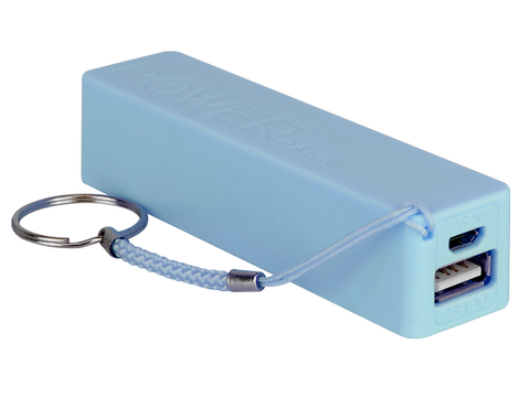 Joinet 12647 Power Bank Stick 2400m Ah Azul - ordena-com