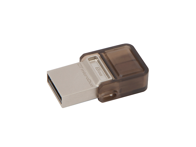 KINGSTON DTDUO Memoria MicroDuo USB, 8GB