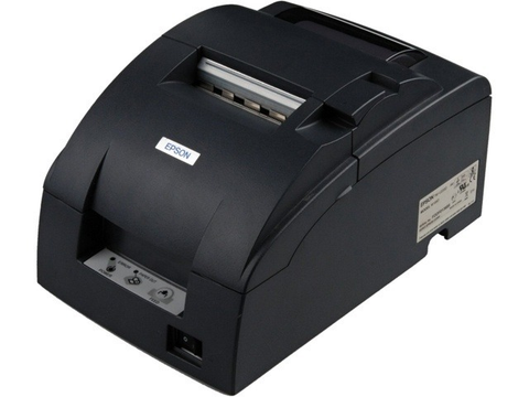 Epson Tm U220 Pd 653 Miniprinter Recibo Centronics Color Negra - ordena-com