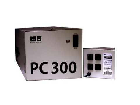 Industrias Sola Basic Pc 300 Regulador ,300 Va, 300 W, Entrada 100 127 V - ordena-com
