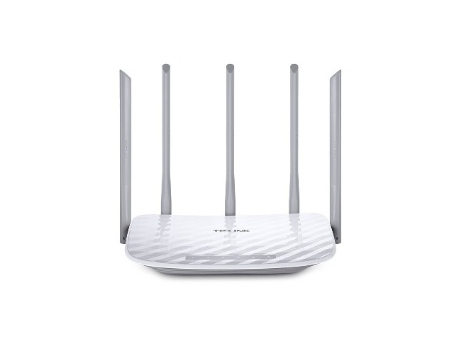 Tp-link Ac1350 Router Inalambrico Dual Band 5 Antenas Archer