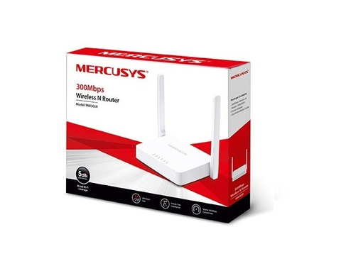 Mercusys Mw305r Router N300 22 Antenas 300mbps Wireless N Ro