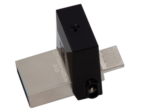 Kingston Dtduo3/32 Gb Memoria Usb 32 Gb Microduo Usb 3.0 - ordena-com