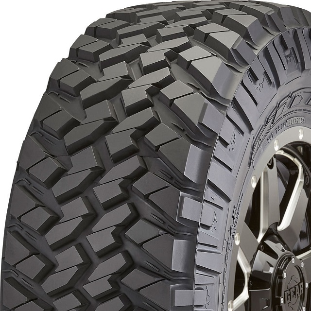 Llanta LT295/60R20 Nitto NTGTT Trail Grappler M/T 126Q