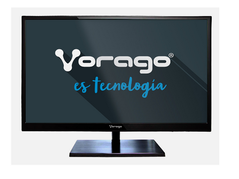 Vorago 301 Monitor Led Widescreen 23,Full Hd,Hdmi, Negro - ordena-com.myshopify.com