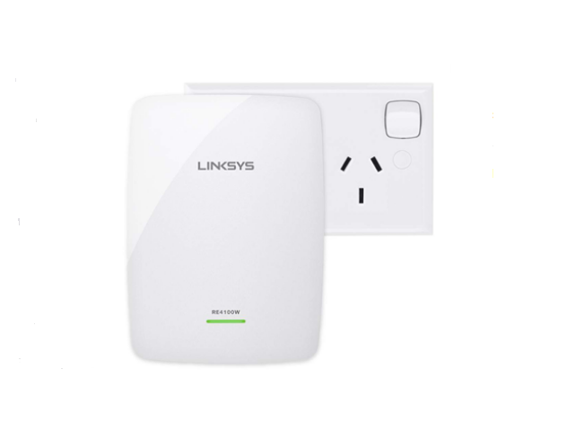 Linksys Re4100 W La Repetidor Inalambrico Dual Band N600/Spot Finder - ordena-com.myshopify.com