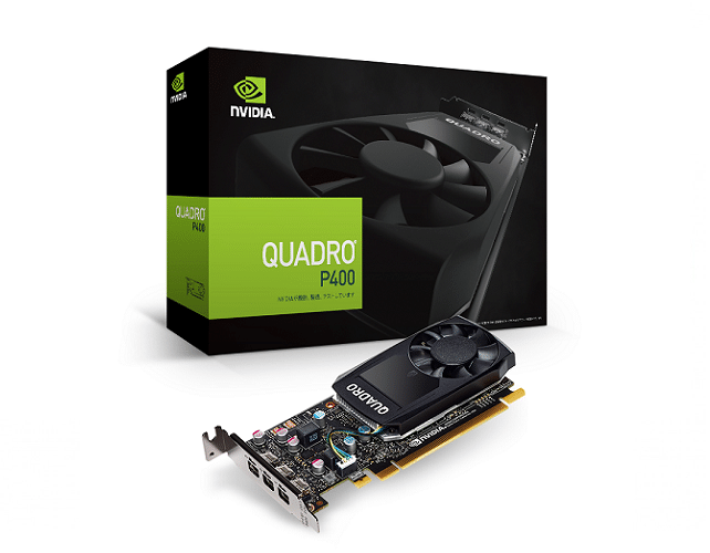 Pny Vcqp400 Pb Tj Video Pci Express 2gb Quadro P400 2gb 64 Bit Gddr5 - ordena-com.myshopify.com